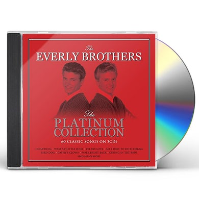 The Everly Brothers PLATINUM COLLECTION CD