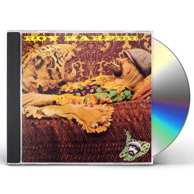 Roy Harper FLAT BAROQUE & BERSERK CD