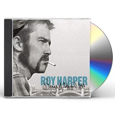 Roy Harper SONGS OF LOVE & LOSS CD