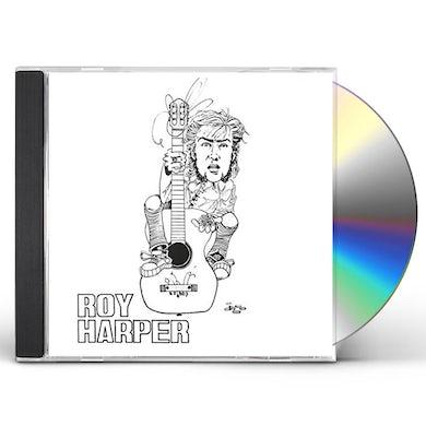 Roy Harper SOPHISTICATED BEGGAR CD