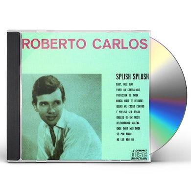 Roberto Carlos SPLISH SPLASH CD