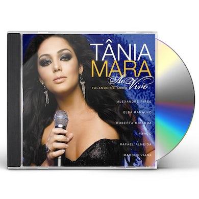 Tania Maria FALANDO DE AMOR AO VIVO CD