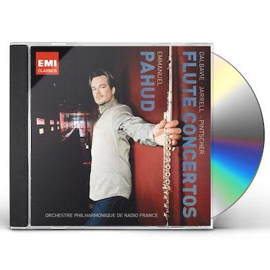 Emmanuel Pahud DALBAVIE: FLUTE CONCERTOS CD