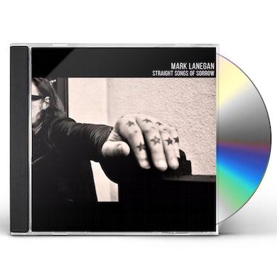 Mark Lanegan STRAIGHT SONGS OF SORROW CD
