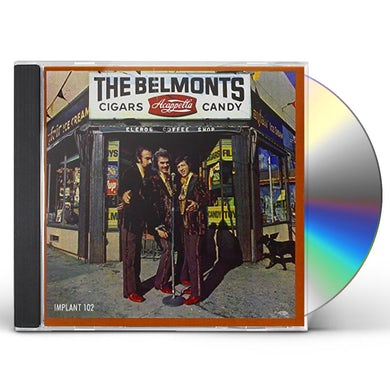 Belmonts CIGARS ACAPELLA & CANDY CD