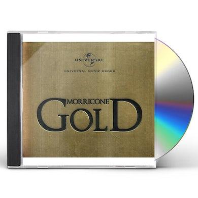 Ennio Morricone MORRICONE GOLD CD