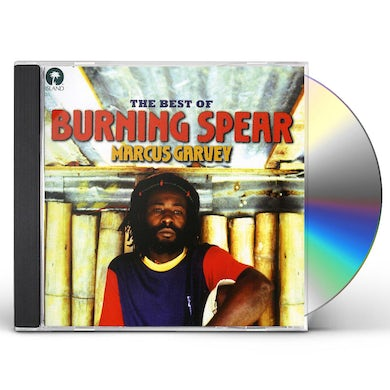 MARCUS GARVEY: BEST OF BURNING SPEAR CD