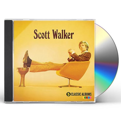 Scott Walker 5 CLASSIC ALBUMS CD