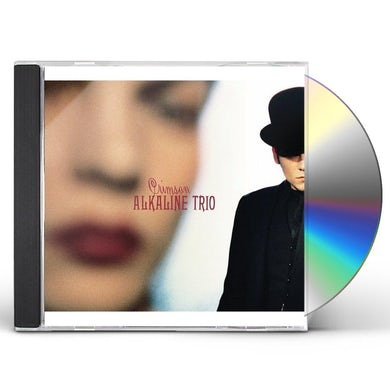 Alkaline Trio CRIMSON CD