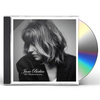 Jane Birkin OH PARDON TU DORMAIS CD