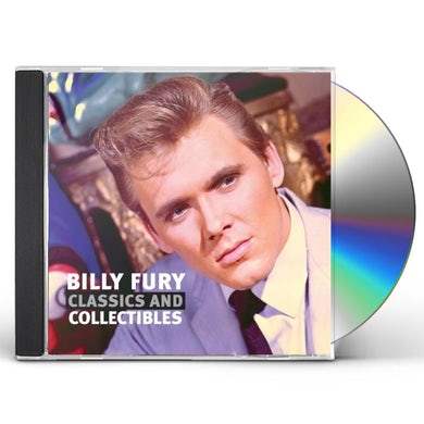 Billy Fury CLASSICS & COLLECTIBLES CD