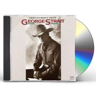 George Strait TEN STRAIT HITS CD