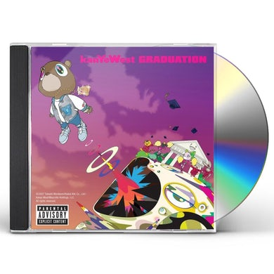 Kanye West GRADUATION CD