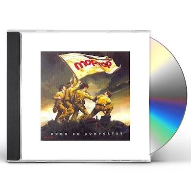 Moptop COMO SE COMPORTAR CD