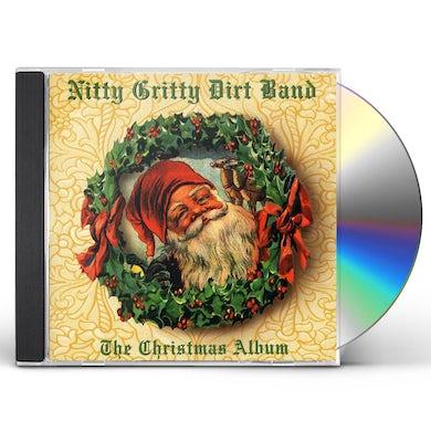 Nitty Gritty Dirt Band CHRISTMAS ALBUM CD
