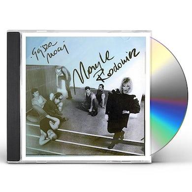 GEJSZA NOCY CD