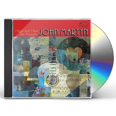 HEAD & HEART: THE ACOUSTIC JOHN MARTYN CD