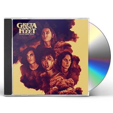 Greta Van Fleet BLACK SMOKE RISING CD