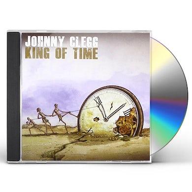Johnny Clegg KING OF TIME CD
