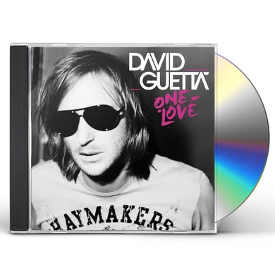 David Guetta ONE LOVE 2010 CD