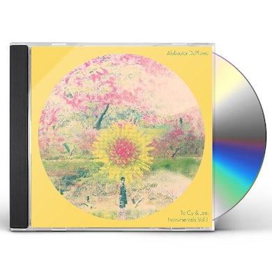 To Cy & Lee: Instrumentals Vol. 1 CD