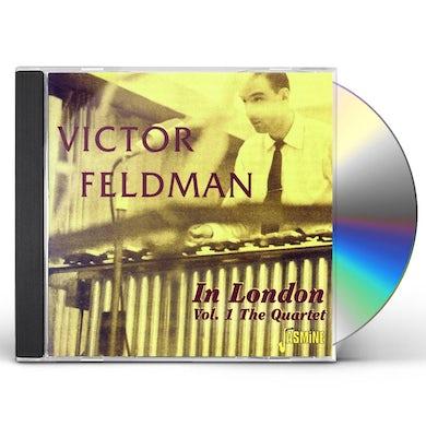 Victor Feldman IN LONDON 1 CD