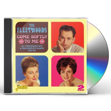 Fleetwoods COME SOFTLY TO ME CD