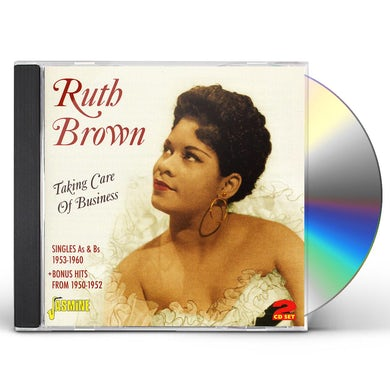 Ruth Brown TAKING CARE OF BUSINES CD