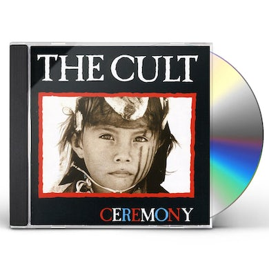 Cult CEREMONY CD
