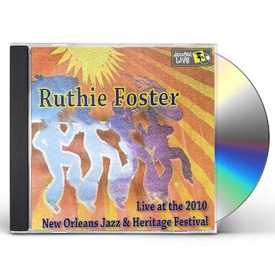 Ruthie Foster JAZZ FEST 2010 CD