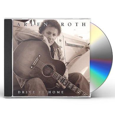 Arlen Roth DRIVE IT HOME CD