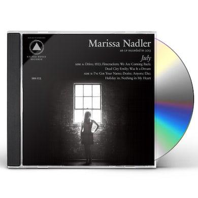 Marissa Nadler JULY CD