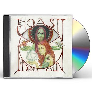 Goastt MIDNIGHT SUN CD