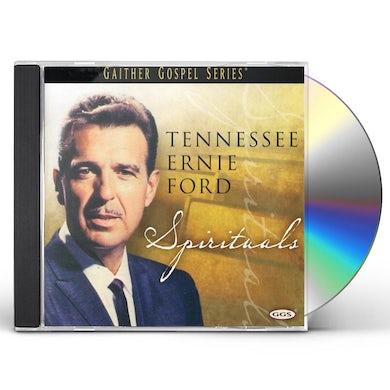 Tennessee Ernie Ford SPIRITUALS CD