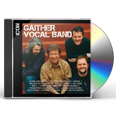 Gaither Vocal Band ICON CD