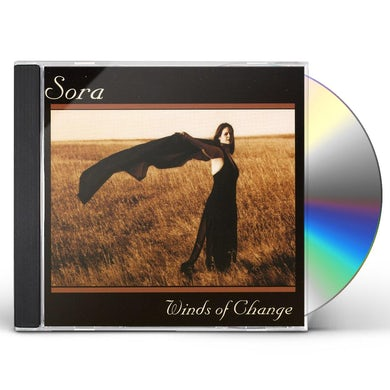 Sora WINDS OF CHANGE CD