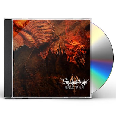 ORIGIN OF THE ASHES: THE DARK ELECTRO YEARS CD