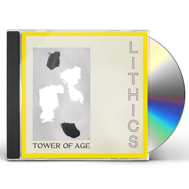 Lithics TOWER OF AGE CD