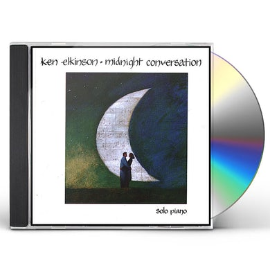 Ken Elkinson MIDNIGHT CONVERSATION CD