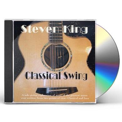 Steven King CLASSICAL SWING CD