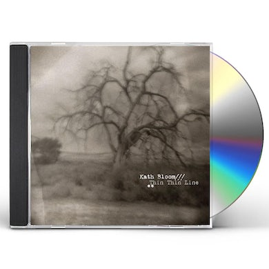 Kath Bloom THIN THIN LINE CD