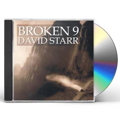 David Starr BROKEN 9 CD