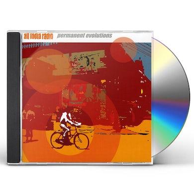 All India Radio PERMANENT EVOLUTIONS CD
