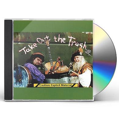 TAKE OUT THE TRASH CD