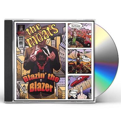 Moats BLAZIN' THE BLAZER CD