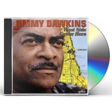Jimmy Dawkins WEST SIDE GUITAR HERO CD