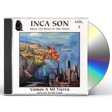 Inca Son VAMOS A MI TIERRA 2 CD