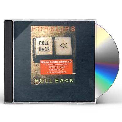 Horslips ROLL BACK CD