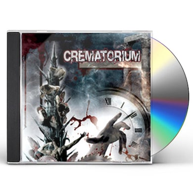 Crematorium PROCESS OF ENDTIME CD