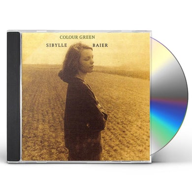 Sibylle Baier COLOUR GREEN CD